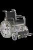 """Кресло-коляска с санитарным оснащением для инвалидов """"Armed"""": FS682"""