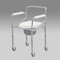 Кресло-коляска с санитарным оснащением «Armed» FS693
