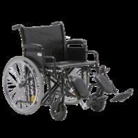 Кресло-коляска  для инвалидов: Н 002 (22 дюйма)