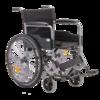 Кресло-коляска для инвалидов: H 007 (18 дюймов). (пневмо)