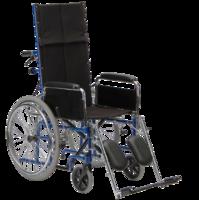 Кресло-коляска для инвалидов:Н 008