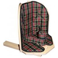 Сиденье угловое напольное для детей с ДЦП